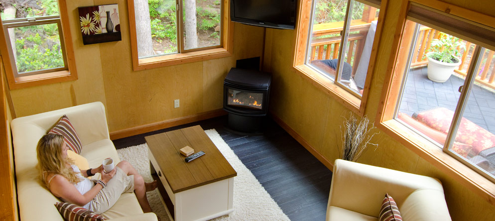 Savary Island Accommodations
